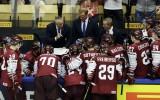 """Hārtlijs: """"Ticam, ka 1/4 finālā varam šokēt hokeja pasauli"""""""