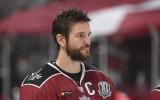 """Dārziņš: """"Majone ir ne tikai labs hokejists, bet arī lielisks komandas biedrs"""""""