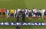 Video: Futbolisti iežēlojas par salstošajiem bērniem