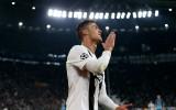 """Ronaldu par <i>hat-trick</i>: """"Tieši tāpēc """"Juventus"""" mani uzaicināja"""""""