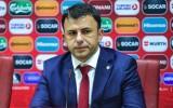 """Ziemeļmaķedonijas treneris: """"Latvija neuzvar spēles, bet arī nezaudē bieži"""""""