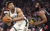 NBA statistika: Hārdens un Adetokunbo šosezon dominēja katrs savā veidā