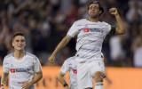 """Video: Meksikas zvaigzne iespaidīgi """"izģērbj"""" MLS kluba aizsardzību"""