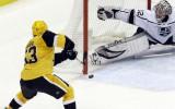Video: Bļugeram būtiska loma NHL sezonas atvairījumu topā