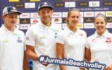 """Timermanis: """"Liela iespēja, ka 2.-6. septembrī Jūrmalā būs Eiropas čempionāts"""""""