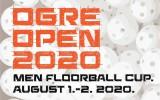 """Notiks florbola turnīrs """"Ogre Open 2020"""". Pieteikšanās pagarināta līdz 25.jūlijam"""