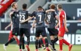 """Brēmenes """"Werder"""" neuzvar mačā, bet uzvar pārspēlēs un saglabā vietu Bundeslīgā"""