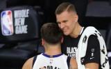 """Porziņģim spēle pret vienu no titula pretendentēm Losandželosas """"Clippers"""""""