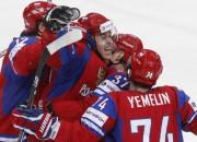 Malkinam trīs vārti, Krievija pārliecinoši finālā