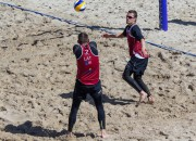 Jūrmalas ''Masters'' smiltīs trīs Latvijas pāri sāks pamatsacensības