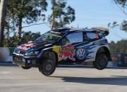 """Mikelsens kļūst par """"Rally de Portugal"""" līderi, Ostbergam avārija"""