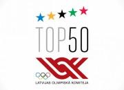 """""""Top 50"""" Latvijas sportisti saņems papildus finansējumu"""