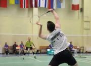 """Badmintona cīņas """"Yonex Rīga International"""" Sportacentrs.com tiešraidē"""