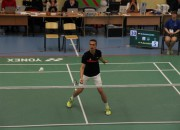 """Klāt izšķirošās cīņas """"Yonex Rīga International 2015"""" badmintona turnīrā"""