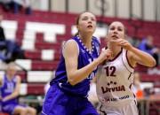 Latvijas juniores atspēlē 11 punktu starpību, taču zaudē Lietuvai
