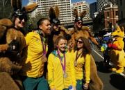Austrālijas zvaigznei diskvalifikācija par mūzikas festivāla apmeklējumu