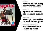 """Septembra """"Sporta Avīze"""": klāt basketbola svētki!"""