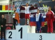 Kikboksere Millere Eiropas čempionātā izcīna zeltu!