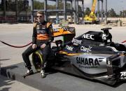 """""""Force India"""" pagarina līgumu ar Lemānas uzvarētāju Hilkenbergu"""