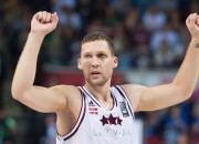 Latvijas gada basketbolisti – Strēlnieks un Jēkabsone-Žogota