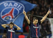 Ibrahimovičs apsteidz Pauletu un labo kluba rekordu, PSG uzvar klasikā