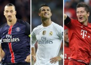 Eiropas futbola lielā svētdiena