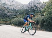 """""""Rietumu - Delfin"""" braucējs Vaitkus izcīna otro vietu """"Tour of China 1"""" trešajā posmā"""
