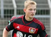 """Cigaņikam vārti UEFA Jaunatnes līgā, """"Bayer"""" nekļūst par līderi"""
