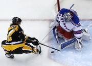 """Lundkvistam trešā <i>sausā</i> spēle sezonā, """"Rangers"""" ceturtā uzvara pēc kārtas"""