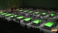Video: Daugavpilī uz 20 galdiem sākas pasaules snūkera čempionāts