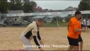 "Video: Pludmales handbola turnīrs ""Jēkabpils kauss 2014"""