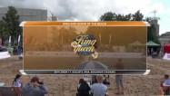 Video: Ozoliņa kļūst par pirmo pludmales karalieni