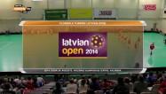 """Video: ''Pārgauja'' atspēlējas un triumfē """"Latvian Open 2014"""""""