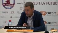 """Video: Dobrecovs: """"Ielaistie vārti...tas ir <i>stulbākais</i> UEFA pieņemtais lēmums"""""""