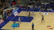 Video: Strēlnieks gūst 12 punktus Eiropas kausa spēlē