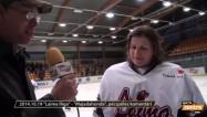 """Video: Macijevskis: """"Turnīrs nodemonstrēja, ka hokeju prot spēlēt arī Spānijā"""""""