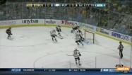 Video: Girgensons nespēj uzlauzt ''Bruins'' cietoksni