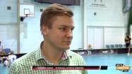 """Video: Jarohovičs: """"Smagi, bet ļoti vajadzīgi trīs punkti"""""""