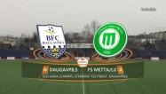 Video: ''Daugavpils'' spēlē pārliecinoši un apspēlē ''Mettu/LU''