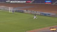 """Video: Lukjanovs gūst vārtus pret """"Torpedo"""""""