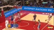 Video: Timma iemet 20 punktus ''Zenit'' uzvarā