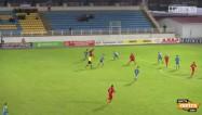 Video: Cigaņiks iesit UEFA Jaunatnes līgā
