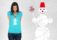 Sieviešu krekls Sniegavīrs