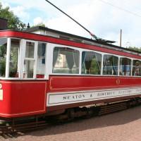 šosejas tramvajs