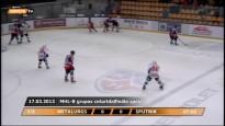 ''Liepājas Metalurgs-2'' MHL-B sezonu noslēdz ar sagrāvi