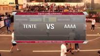 "''Tente'' izcīna uzvaru ""Ghetto Football"" finālā"