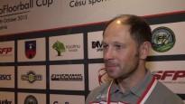 Malkavs: ''Nebijām pašā savā <i>pīķī</i> uz šo turnīru''
