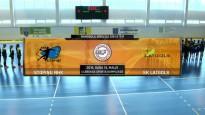 Stopiņu NHK ar pārliecinošu uzvaru triumfē Latvijas čempionātā