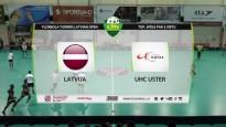"""Latvija galotnē zaudē """"UHC Uster"""" un ierindojas """"Latvian Open"""" ceturtajā vietā"""