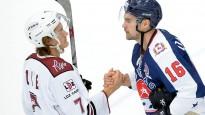 """""""Dinamo"""" aizsargs Zīle par kapteiņa gēnu un pieredzi"""